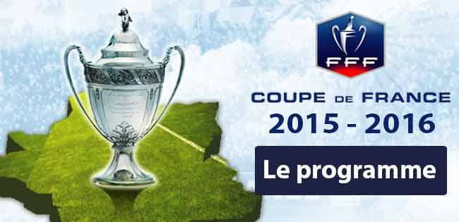 Le calendrier de la coupe de france 2015 2016 foot amateur - Calendrier coupe de france des rallyes 2015 ...