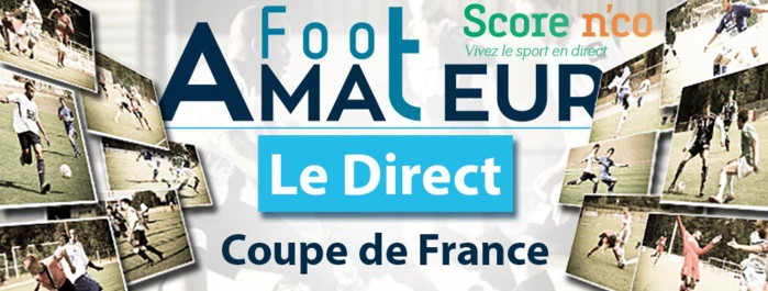 Coupe de france le sixi me tour en direct foot amateur - Coupe de france foot en direct ...