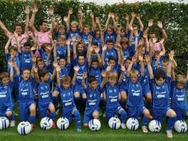 Kappa Academy, le plus grand stage de foot en France
