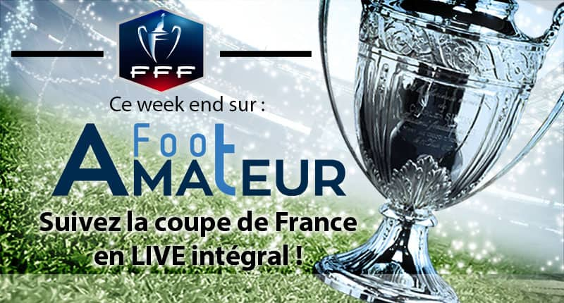 Coupe de france les match du huiti me tour en direct foot amateur - Coupe de france foot en direct ...
