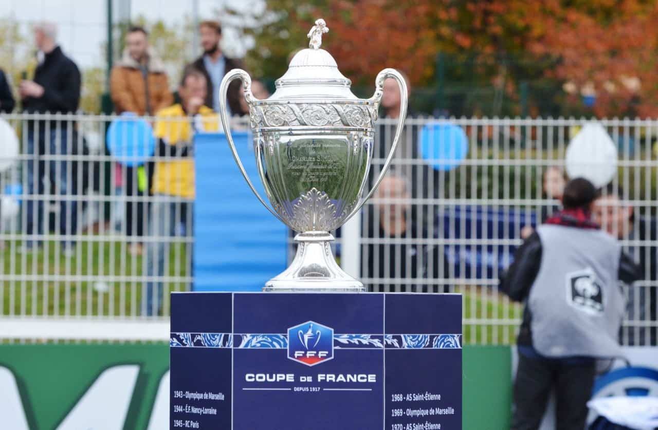 Coupe de france de belles affiches au 4e tour en ligue de - Tirage au sort 8eme tour coupe de france ...