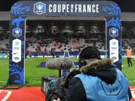 Coupe de France et TV