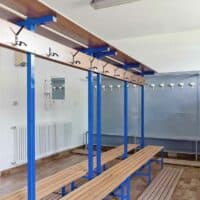 Vestiaires football