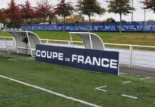 Bancs Coupe de France