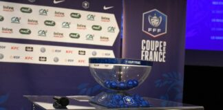 tirage de la coupe de France de football