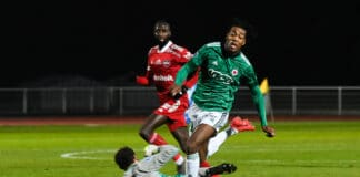 SO Cholet - Red Star