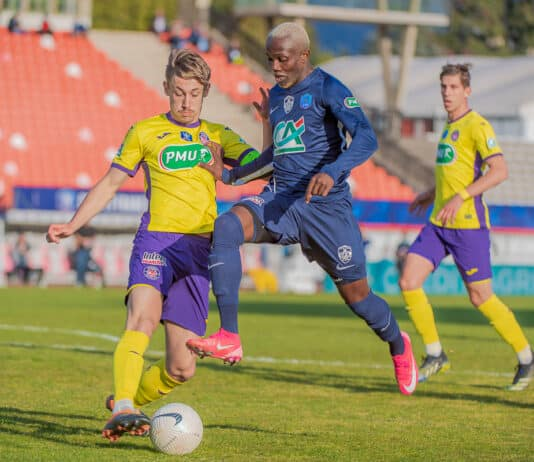 GFA Rumilly-Vallières - Toulouse FC